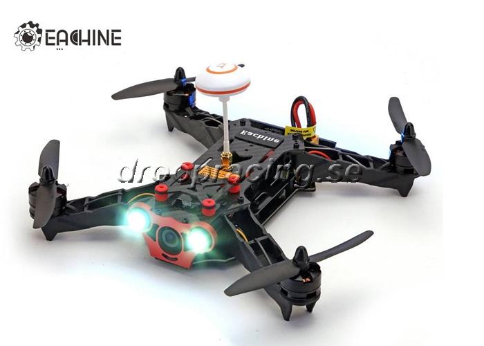 Quadcopter  Eachine 250 Fpv Racer - Rtf